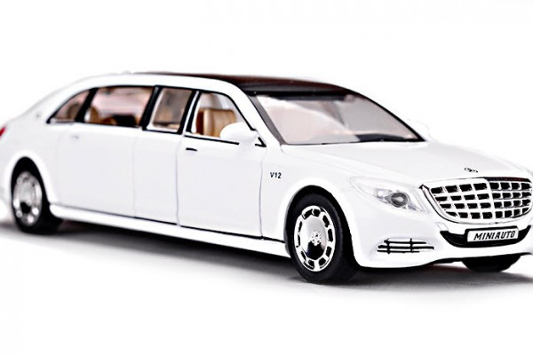 Mercedes-Maybach S650 Pullman 1:32 Mini Auto