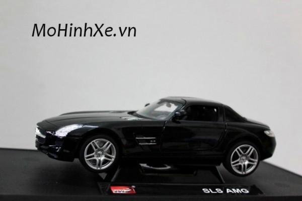 Mercerdes-Benz SLS AMG 1:24 MZ