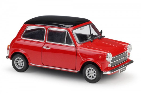 Mini Cooper 1300 1:24 Welly