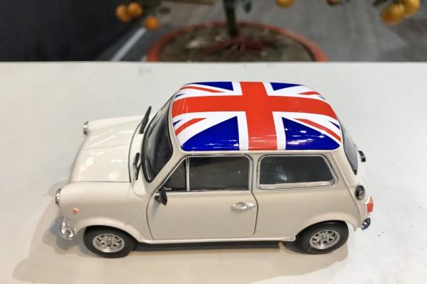 Mini Cooper 1300 1:24 Welly