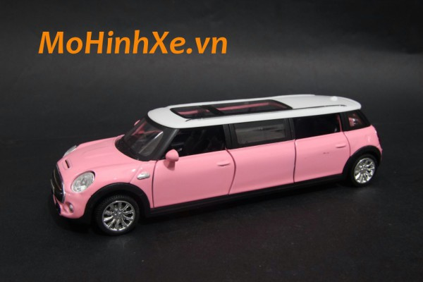 Mini Cooper Limousine 1:36 Classic Car