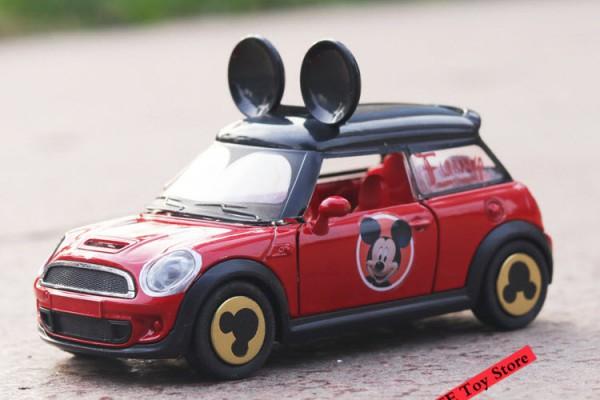 Mini Cooper Mickey 1:36 Hãng khác