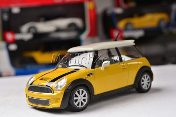 Mini Cooper S 1:24 Bburago