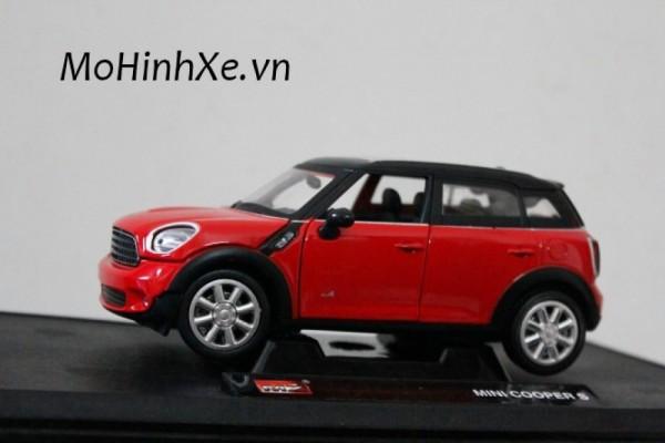 Mini Cooper S 1:24 MZ