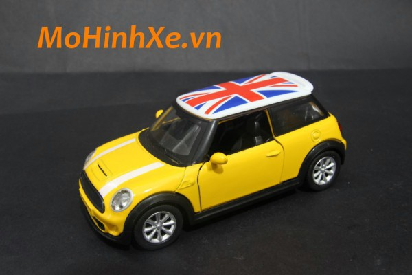 Mini Cooper S 2012 1:36 TopMark