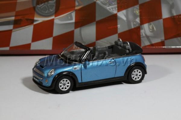 Mini Cooper S mui trần 1:36 Kinsmart