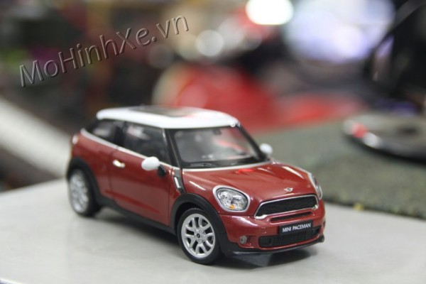 Mini Cooper S Paceman 1:24 Welly
