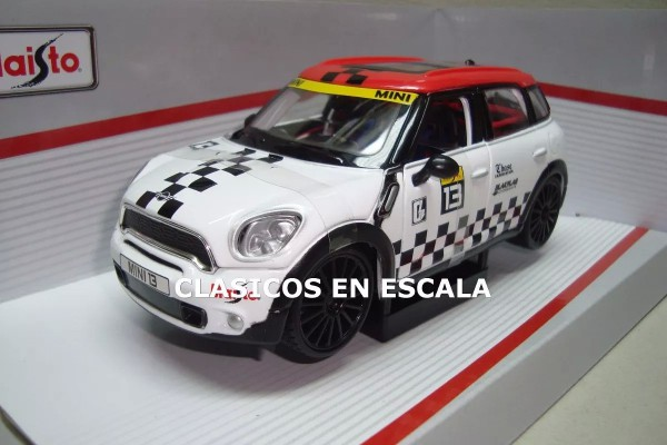 Mini Countryman 1:24 Maisto