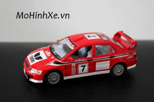 Mitsubishi Lancer Evolution VII 1:36 Kinsmart