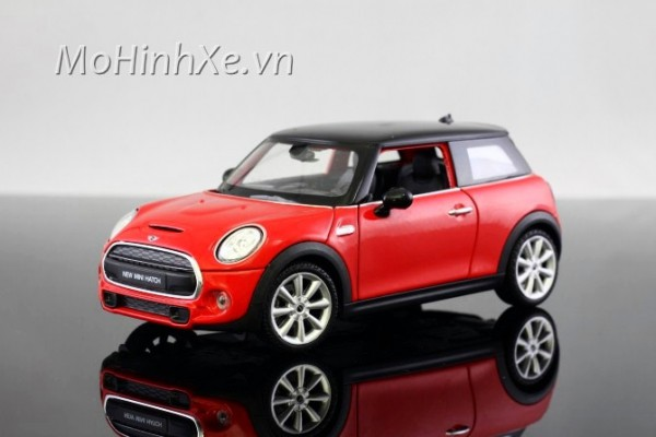 New Mini Hatch 1:24 Welly