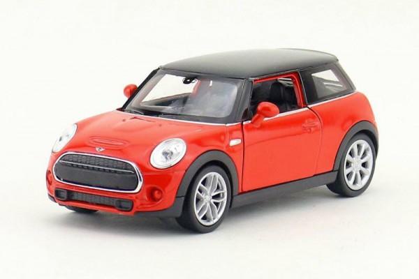 New Mini Hatch 1:36 Welly