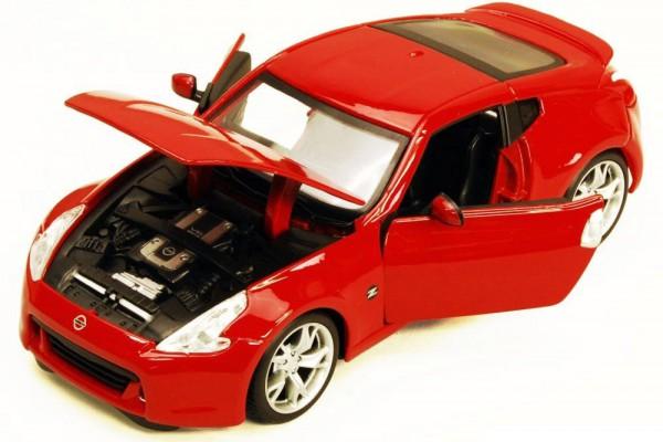 Nissan 370Z 2009 1:24 Maisto