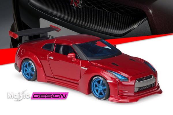 Nissan GT-R Liberty Walk 1:24 Maisto