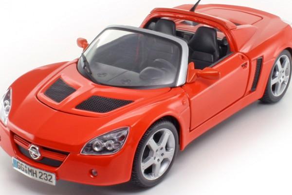 Opel Speedster 1:18 Maisto