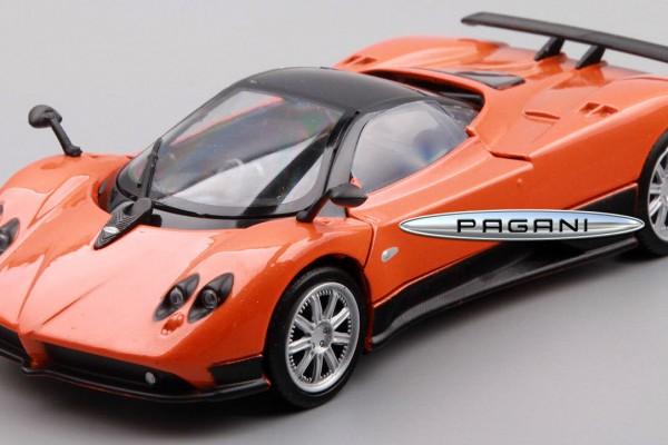 Pagani Zonda F 1:24 MotorMax