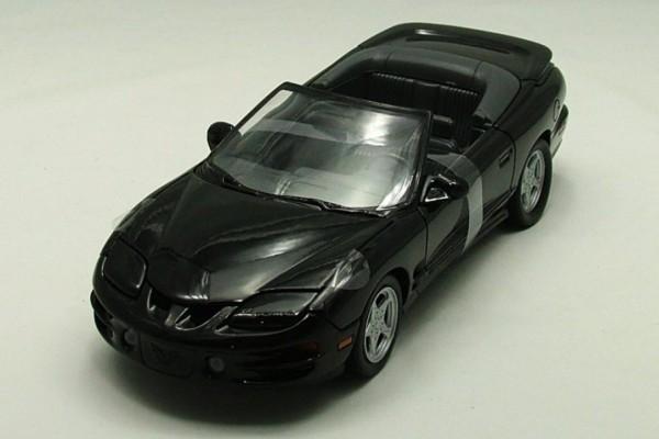 Pontiac Firebird 2001 1:24 Welly