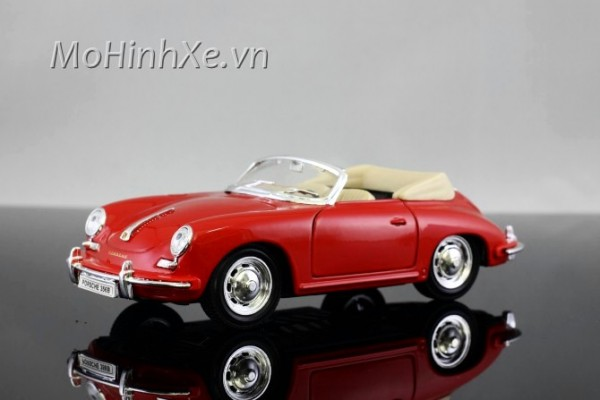Porche 356B 1:24 Welly