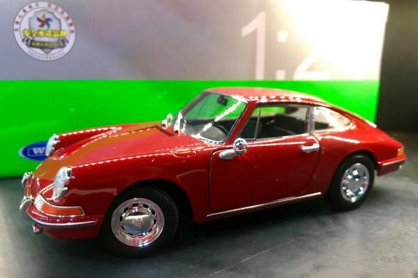 Porsche 911 1964 1:24 Welly-FX