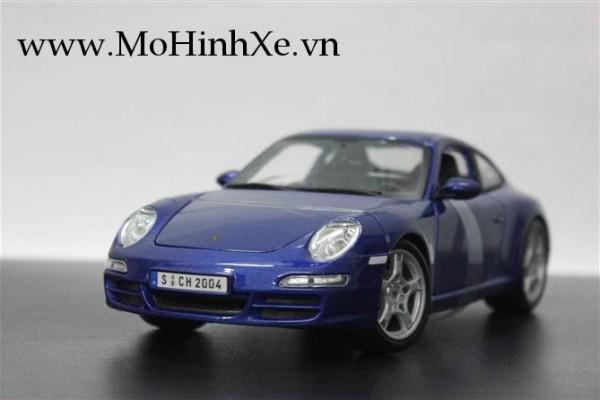 Porsche 911 Carrera S 1:18 Maisto