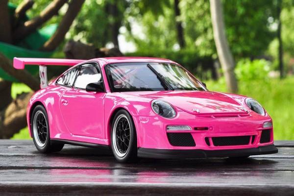 Porsche 911 GT3 Cup 1:18 Welly-FX