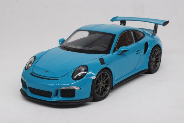 Porsche 911 GT3 RS 2016 1:24 Welly-FX