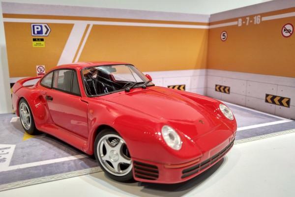 Porsche 959 1:24 Welly-FX