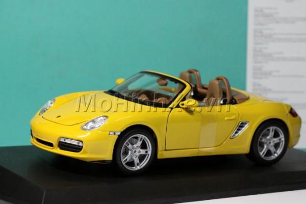 Porsche Boxster S 1:18 Maisto