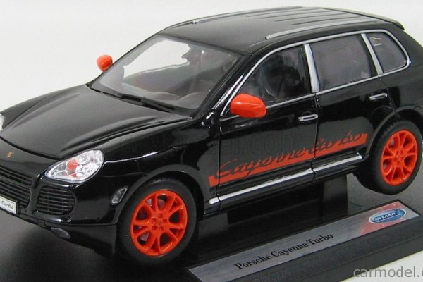 Porsche Cayenne Turbo 1:18 Welly