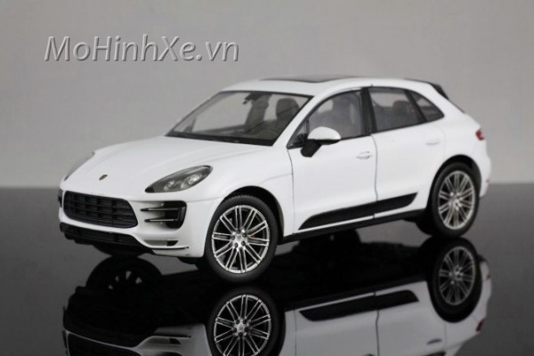 Porsche Macan Turbo 1:24 Welly-FX