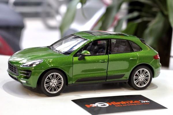 Porsche Macan Turbo 1:24 Welly-FX