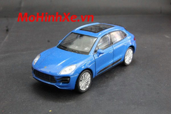Porsche Macan Turbo 1:36 Welly