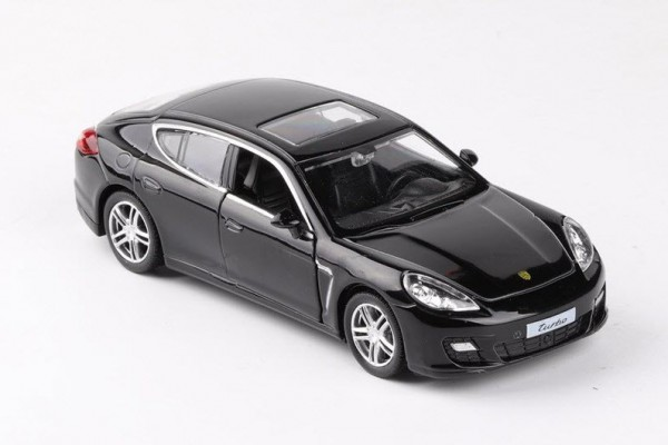 Porsche Panamera Turbo 1:36 RMZ City
