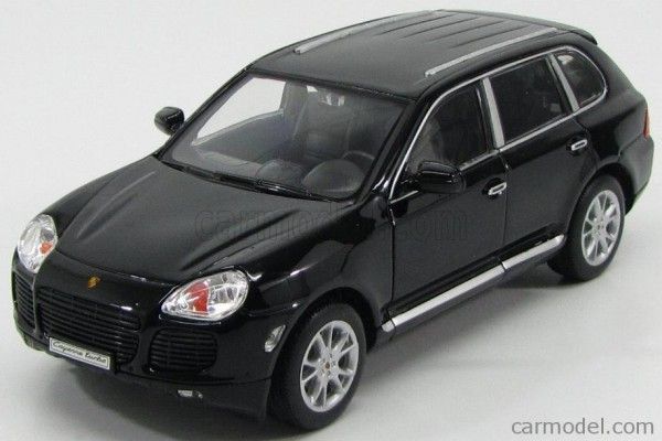 Posche Cayenne Turbo 1:24 Welly