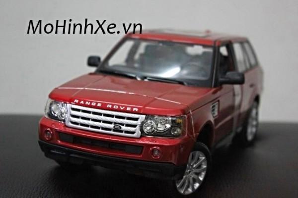 Land Rover Range Rover Sport 1:18 Maisto