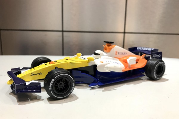 Renault R28 F1 1:32 Alloy Metal