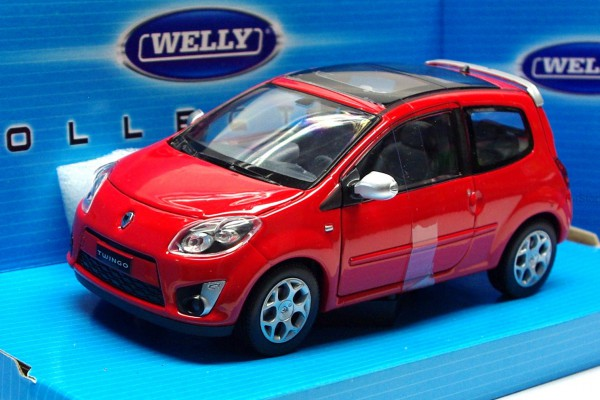 Renault Twingo GT 1:24 Welly