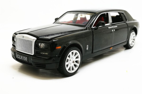 Rolls-Royce Phantom 1:36 Alloy Metal