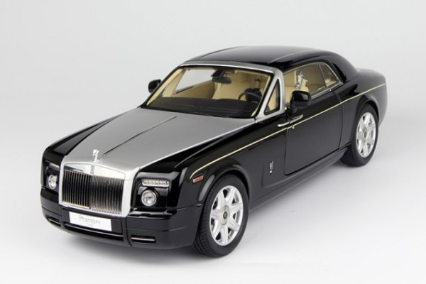 Rolls-Royce Phantom Coupé 1:18 Kyosho