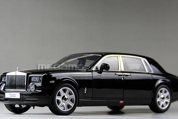 Rolls-Royce Phantom Extended Wheelbase 1:18 Kyosho