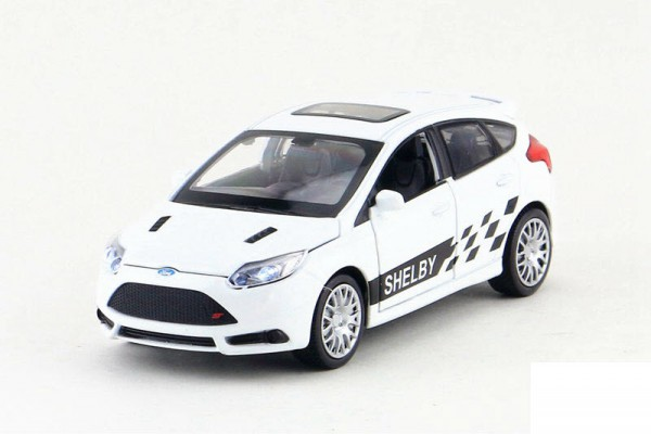 Shelby Ford Focus ST 1:32 Double Horses