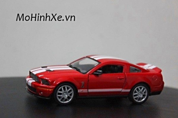 Shelby GT-500 2007 1:36 Kinsmart
