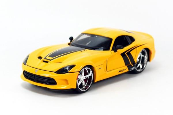 SRT Viper GTS 2013 1:24 Maisto