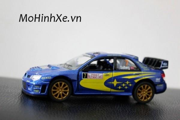 Subaru Impreza WRC 2007 1:36 Kinsmart