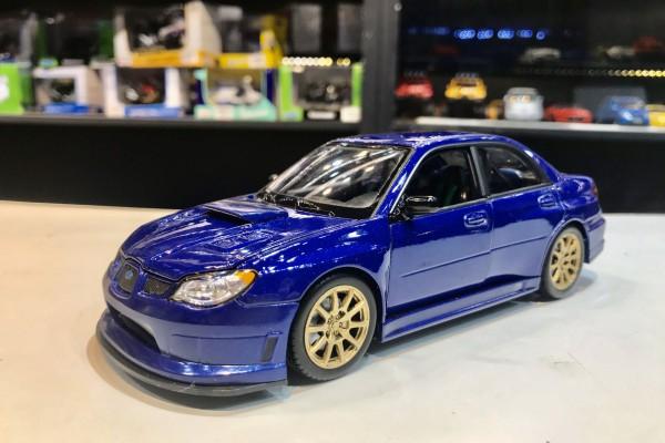 Subaru Impreza Wrx Sti 1:24 Welly-FX