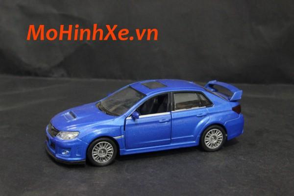 Subaru WRX Sti 1:36 RMZ City