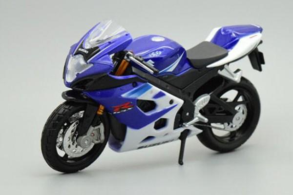 Suzuki GSX-R 1000 1:18 Maisto