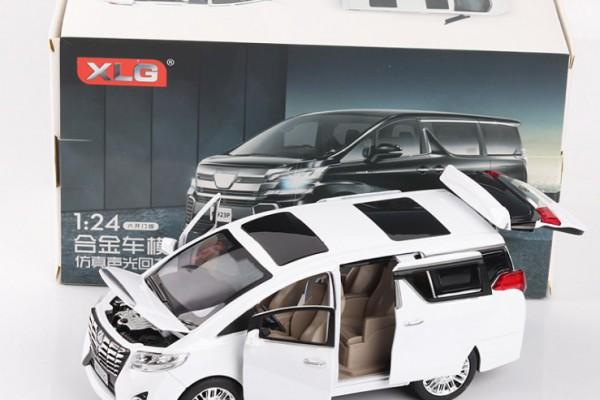 Toyota Alphard 1:24 XLG