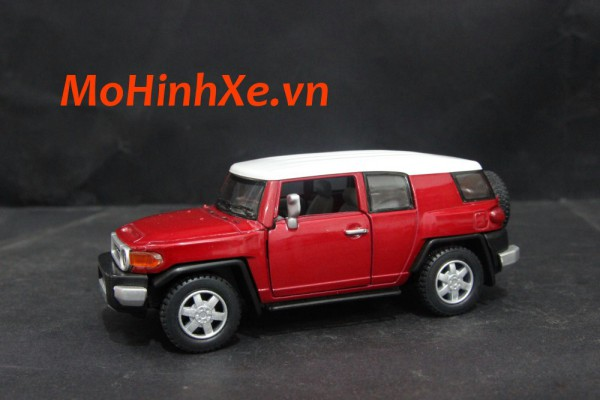 Toyota FJ Cruiser 1:36 Kinsmart