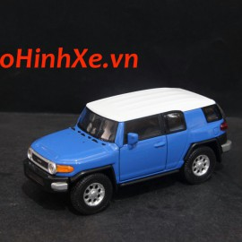 Toyota FJ Cruiser 1:36 Welly