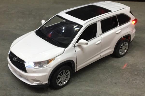 Toyota Highlander 2016 1:32 Jackiekim